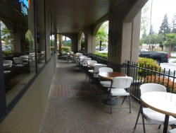 #1 3 Sided patio