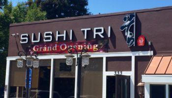 Garden Bistro - now Sushi Tri - Front