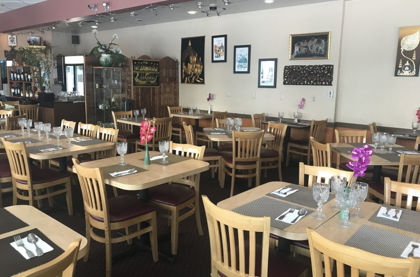 Price Reduced Sba Pre Roved Asian Restaurant With Patio Located In Downtown Davis