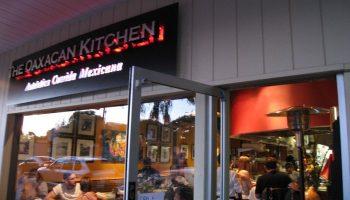 Oaxacan Kitchen, Palo Alto