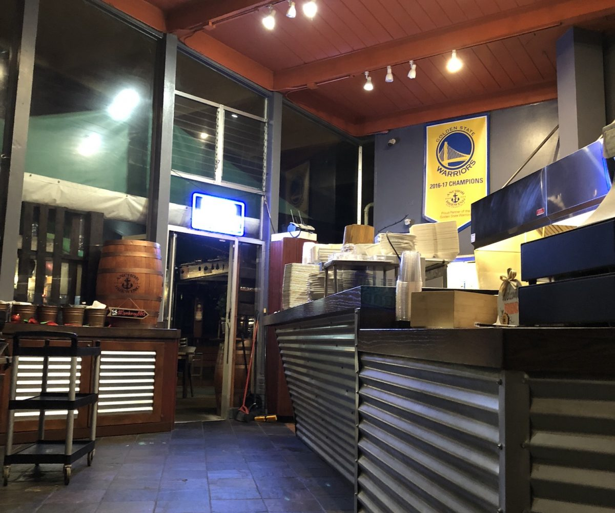 Casual Neighborhood Eatery / Sports Bar With Large Patio